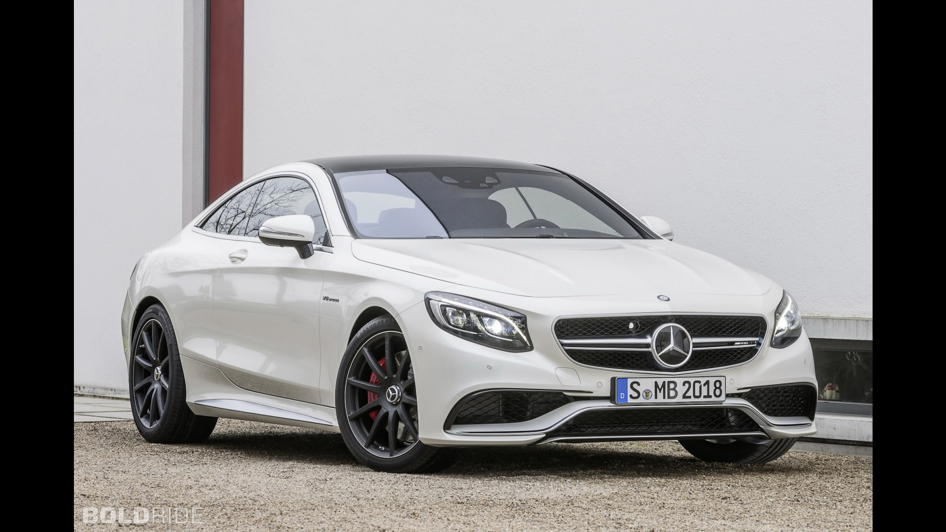 Mercedes benz s63 amg coupe for Mercedes benz cl65 amg coupe
