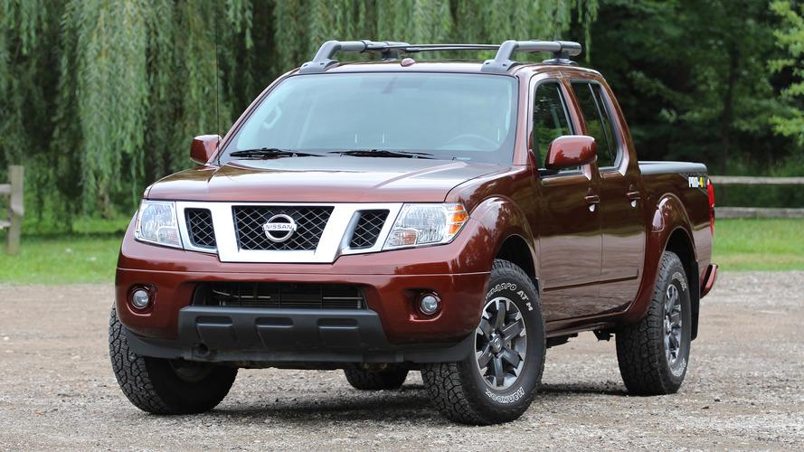 Nissan Frontier terá nova geração exclusiva para a América do Norte