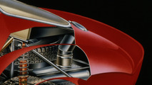 Ferrari 250 GTO Cutaway by: David Kimble