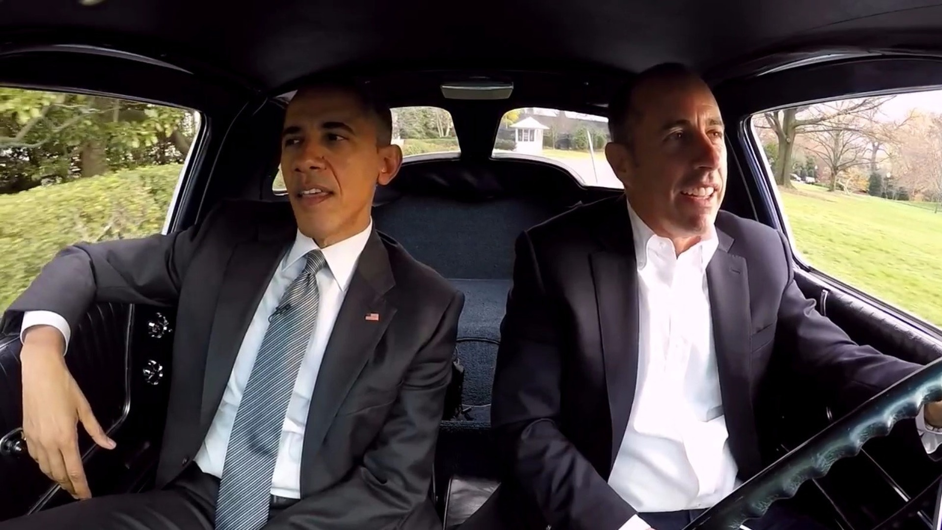 jerry seinfeld 39 s 39 comedians in cars getting coffee 39 is for sale. Black Bedroom Furniture Sets. Home Design Ideas