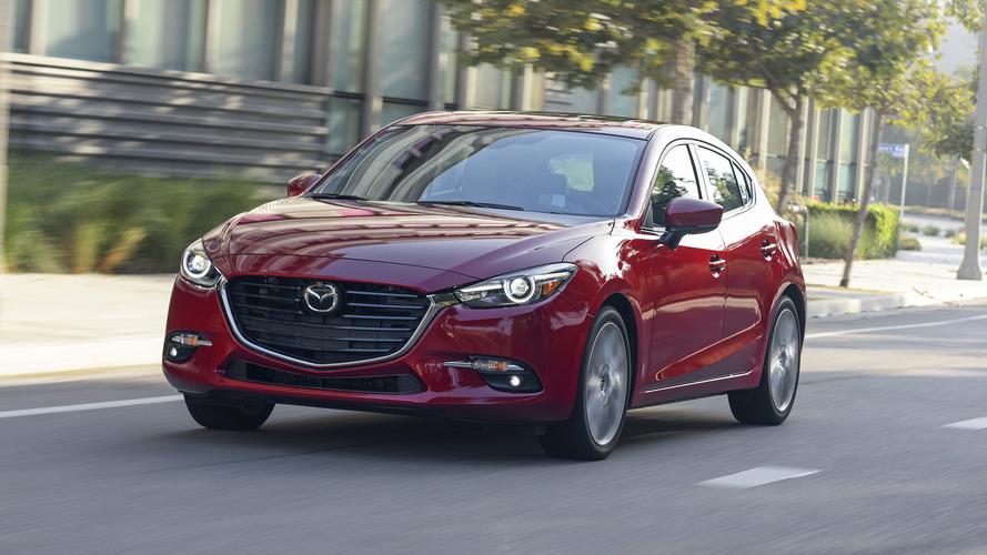 2018 Mazda3 hafif bir makyaj geçirecek