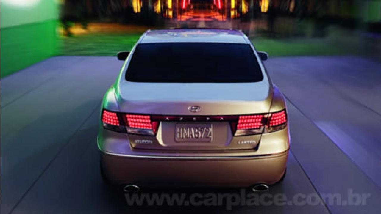 Hyundai Azera lidera segmento de sedans grandes após 1 mês de vendas