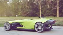 Dodge Osis konsepti: Geleceğin Amerikan pist otomobili