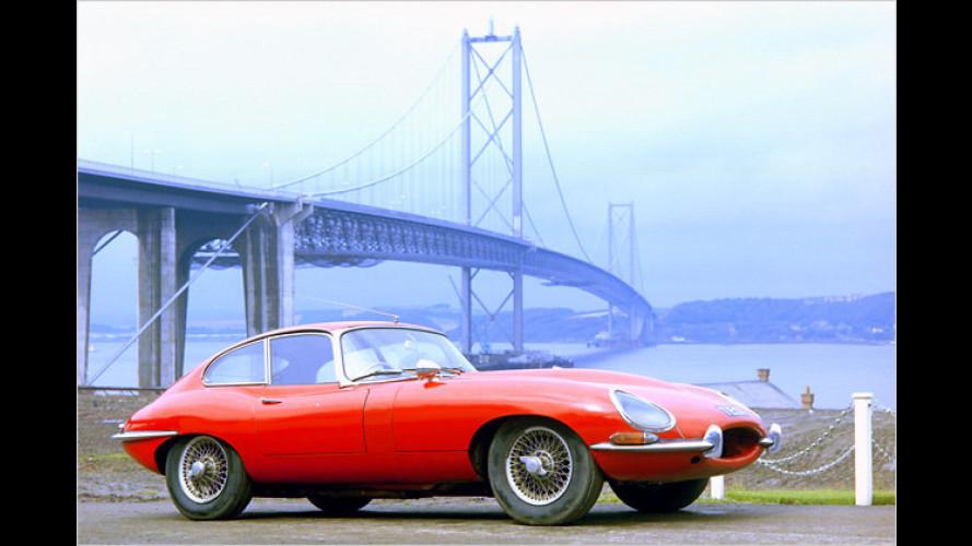 Jaguar feiert 50 Jahre E-Type