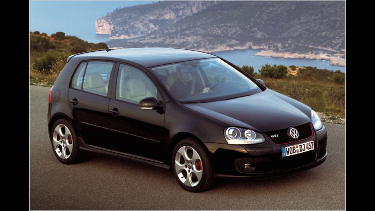 VW Golf GTI (2005)