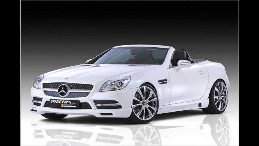Piecha Design: Neuer Mercedes SLK wird zum Accurian RS