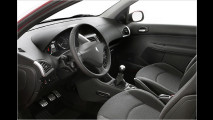 Peugeot 206+ im 207-Look
