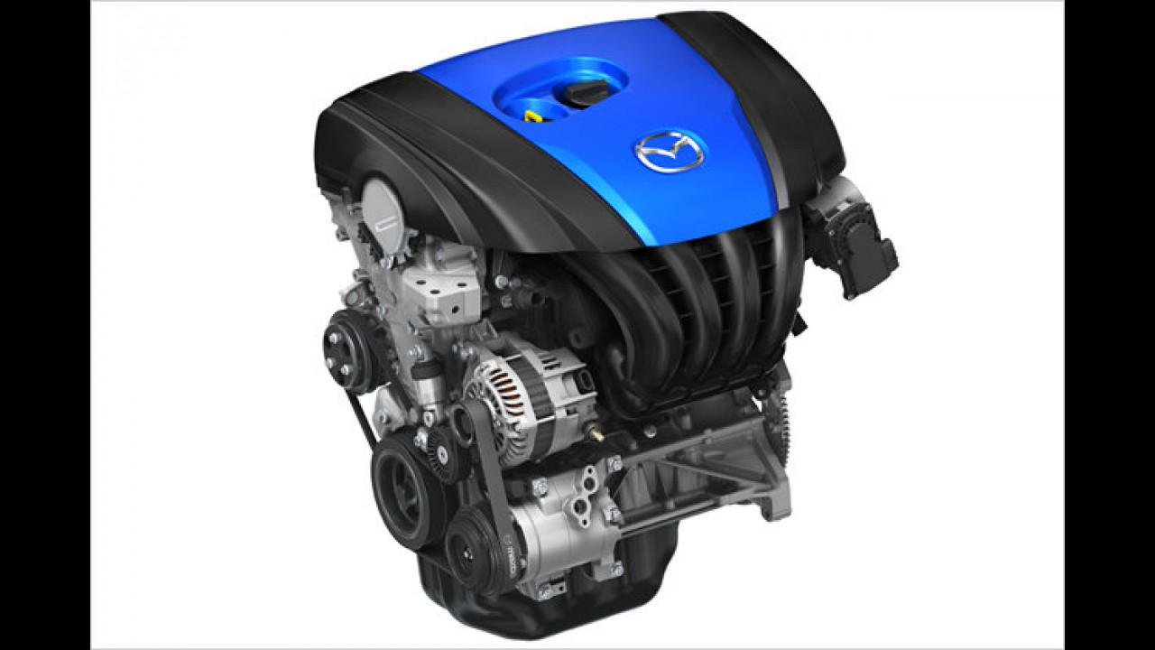 Mazdas Himmelstechnik