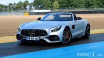 Essai Mercedes-AMG GT C Roadster (2017)