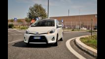 Toyota Yaris Hybrid, cittadina perfetta