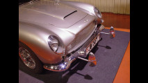 L'Aston Martin DB5 di 007, James Bond(1965) -
