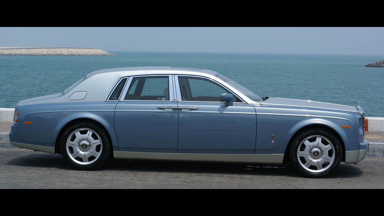Rolls-Royce Phantom Peony