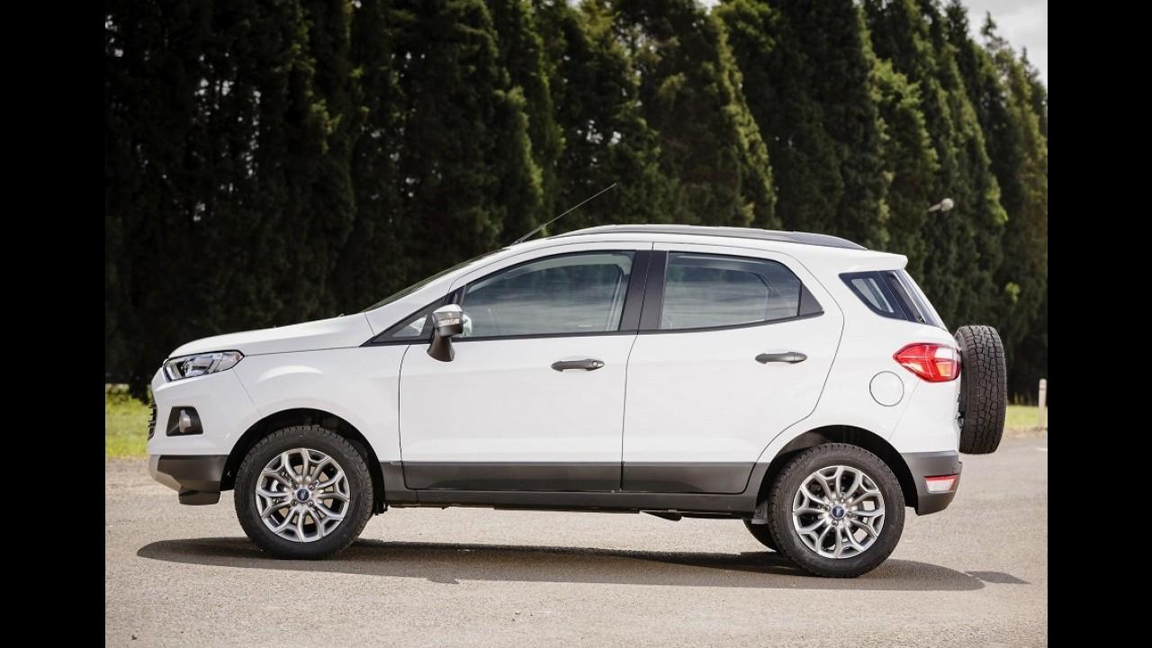 Ford anuncia plano de revisões anual ou a cada 10.000 km para toda a linha