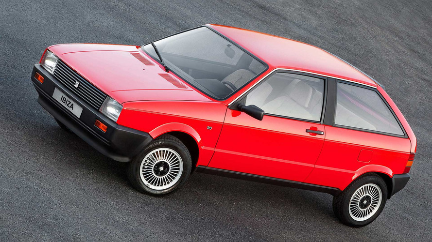 SEAT Ibiza in pictures