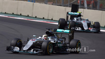Scrapping F1 hybrid engines only way to stop Mercedes - Ecclestone