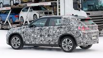 BMW X2 2017, fotos espía