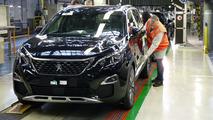 Production Peugeot 5008