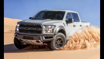 Família Raptor: Ranger pode ganhar versão off-road aos moldes da F-150