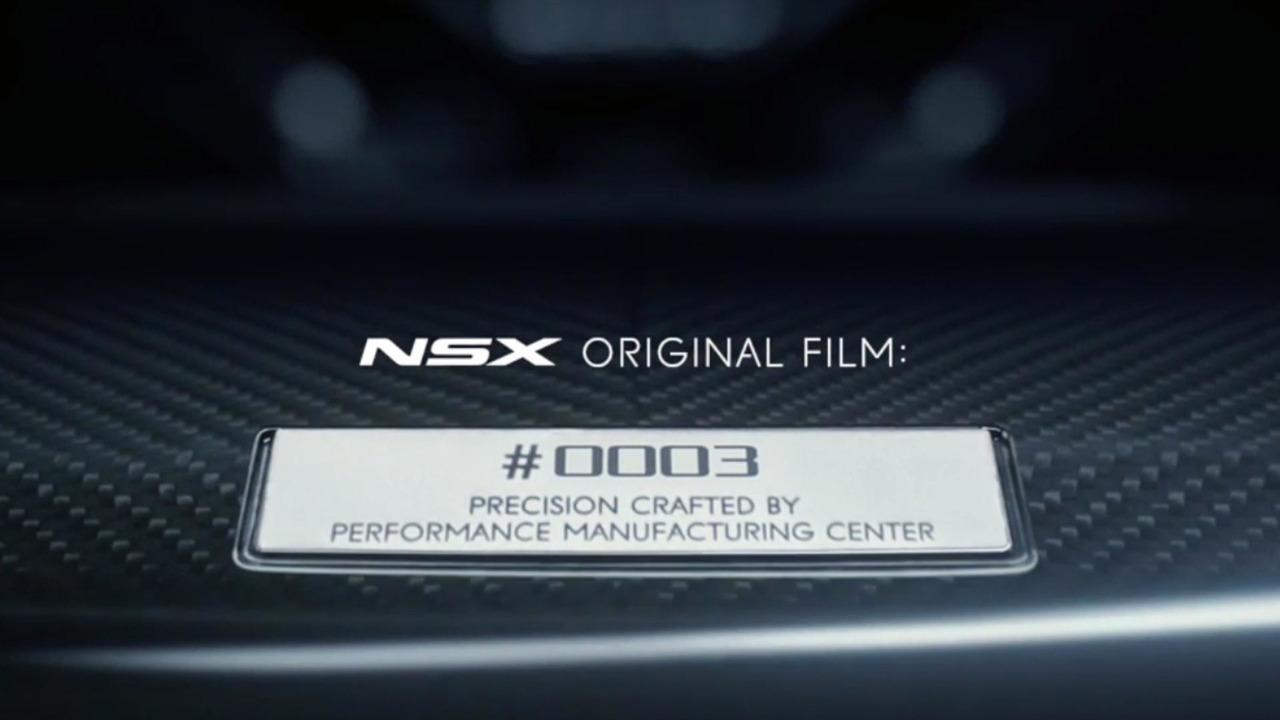 Acura NSX Originals Program