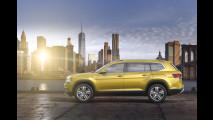 Este é o Volkswagen Atlas, novo SUV de sete lugares de marca
