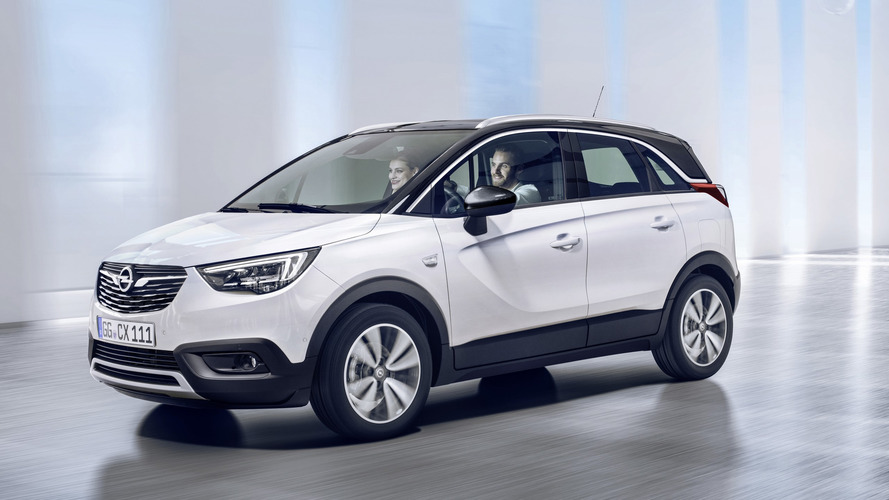 Vauxhall Crossland X fast-tracked to Geneva because of PSA takeover talks