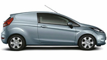 Ford to Unveil Fiesta Van in Paris