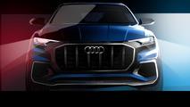 Audi Q8 Concept Detroit Images Teaser