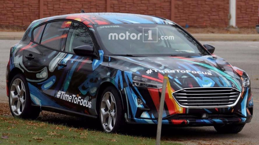 Nuova Ford Focus, eccola su strada pronta all'esordio