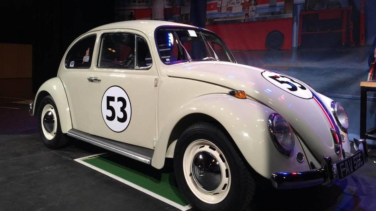 Volkswagen Beetle, La Coccinelle