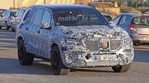 2019 Mercedes-Benz GLS-Class Spy Photo