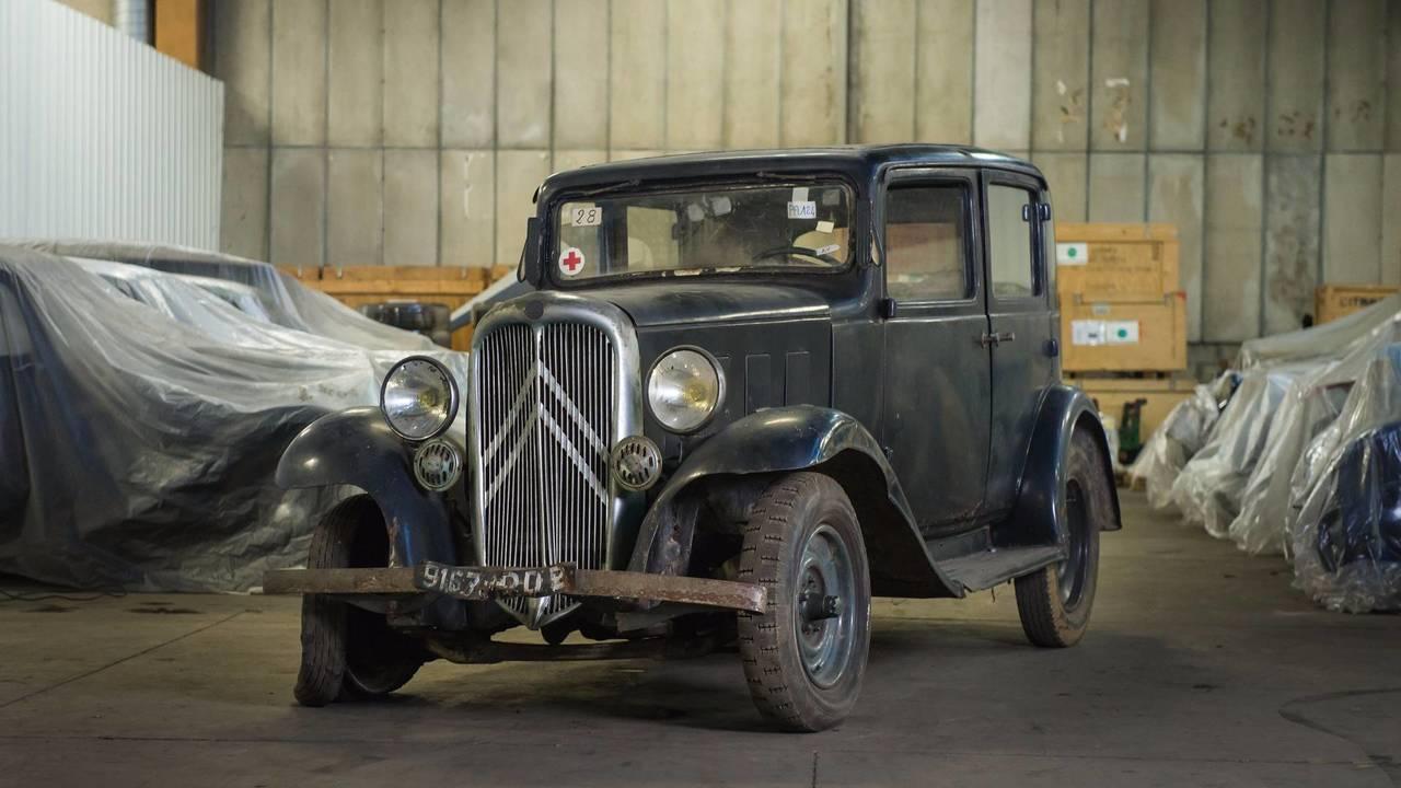 1933 Citroen Rosalie 10L