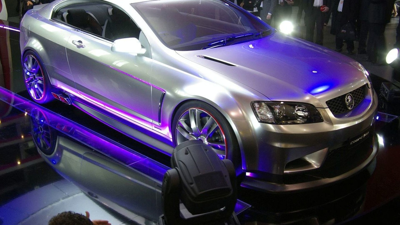 Holden coupe 60 concept vanachro Images