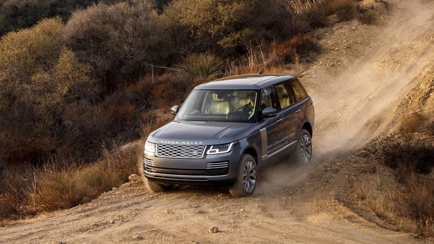 2019 Land Rover Range Rover P400e İlk Sürüş: Keşfe devam