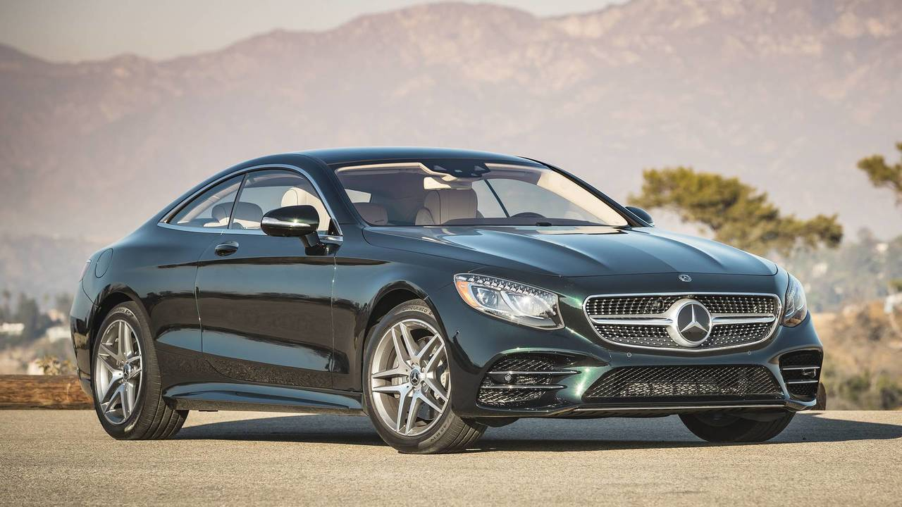 Volvo Police Car Usa >> 2018 Mercedes-Benz S560 Coupe Review: Delightful Luxury