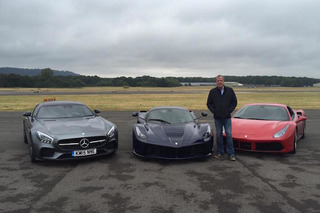 Jeremy Clarkson Lapped the