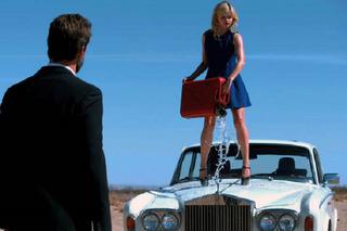 Watch a Rolls-Royce Silver Shadow Go Up In Flames