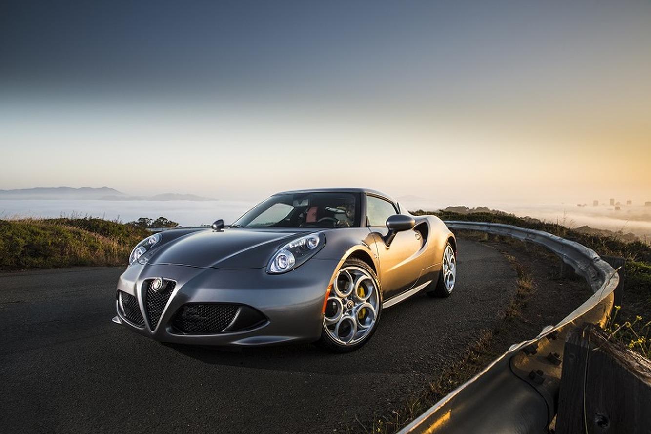 Alfa Romeo 4C Might Get More Power?