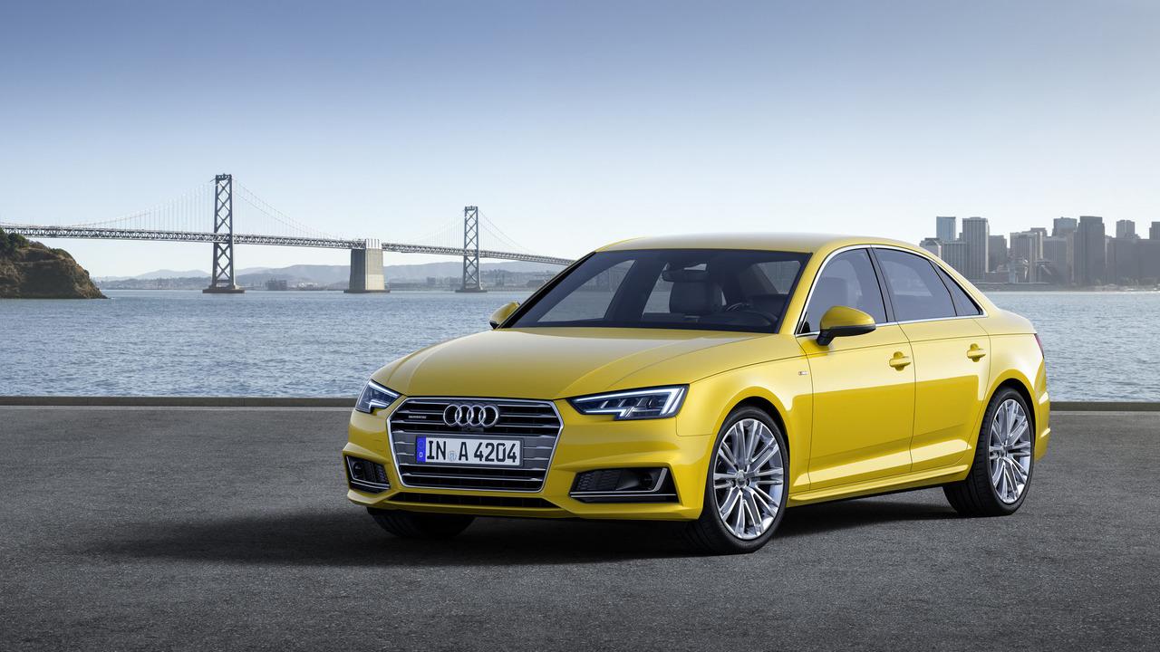 Audi 2016 Q1 sales