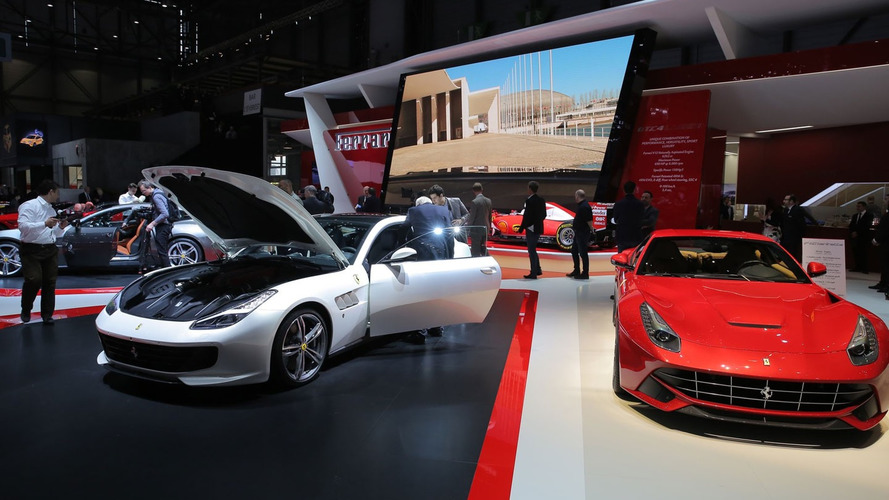 Ferrari replaces FF in Geneva with stronger, faster GTC4Lusso