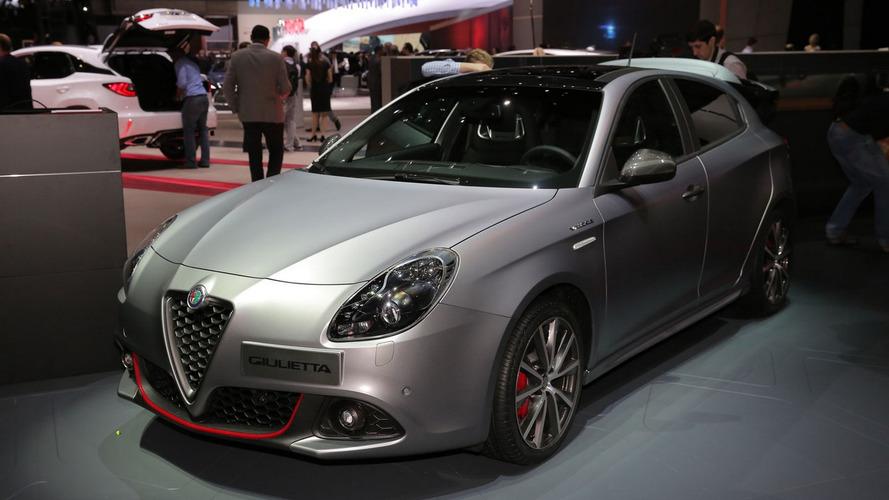 Alfa Romeo Giulietta shows its new face in Geneva