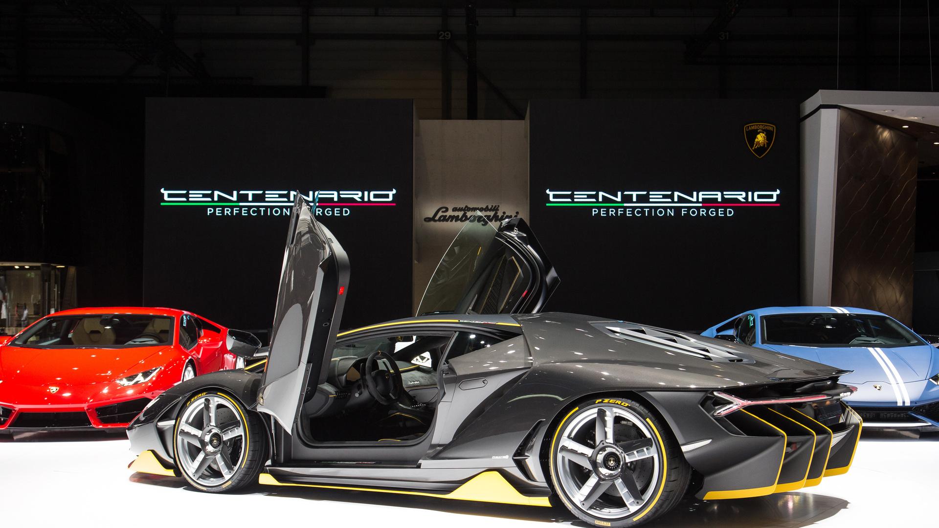 Lamborghini Centenario Lp 770 4 News And Reviews Motor1 Com