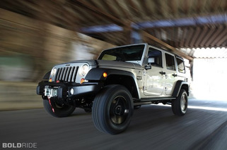 Top Five Bold Jeep Builds