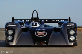 Wheels Wallpaper: Cadillac LMP-02 Le Mans