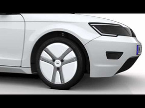 2011 MUTE Electric Vehicle Concept
