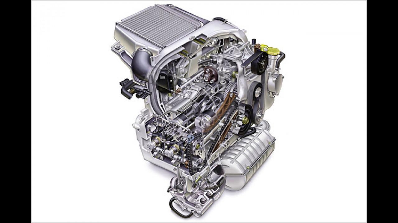 Subaru Diesel-Boxer