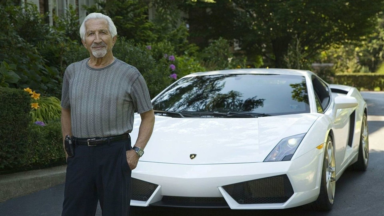 Benny Caiola, Jr. and his Gallardo LP560-4