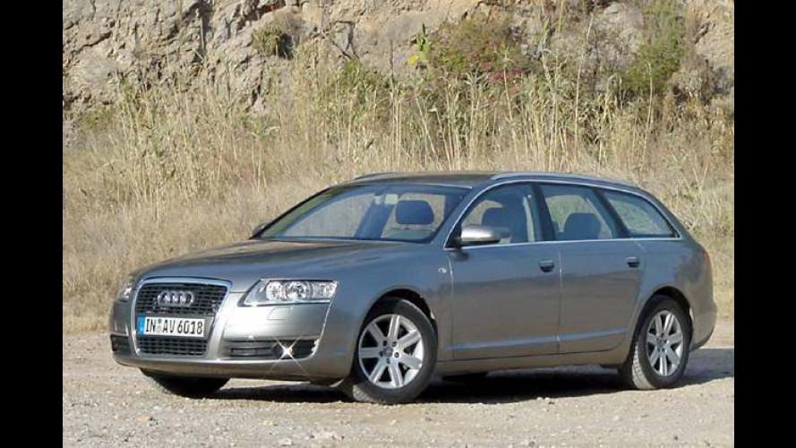 Audi A6 Avant: Neue Einstiegsversion mit Turbo-Benziner
