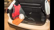 5 - Optional: ci sono auto con dispositivi specifici per il trasporto di attrezzature.