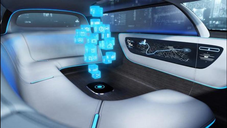 La guida autonoma, uno sprint lungo 5 anni