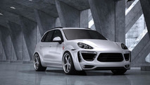 Porsche Cayenne Radical Star by Met-R - 12.10.2010